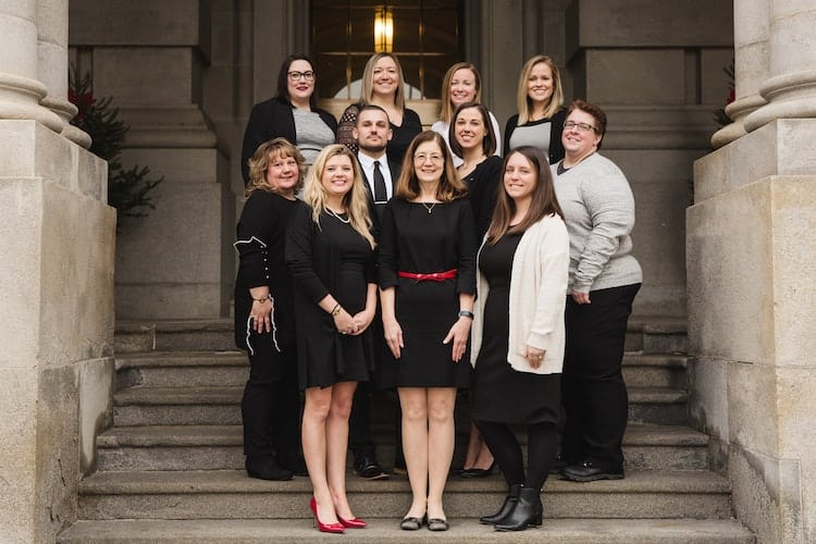The CDS Law Firm Attorneys & Staff